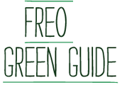 Stop by Freo Green Guide www.freogreenguide.com