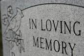 Our condolences...