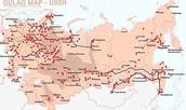When were gulags?