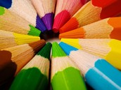 What are complementary colors?