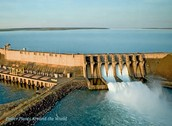 Água Vermelha Dam