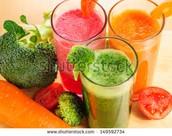 Eat vitamin rich foods