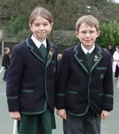 School Uniform for Junior Students