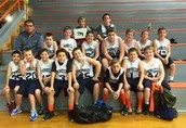 5th and 6th grade Boys Basketball Team