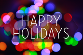 Holiday Closures & Teacher Schedule