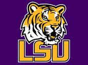 #3 Louisiana State University