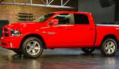 2014 Dodge Ram Express Car