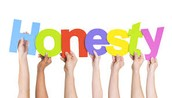 3. Honesty