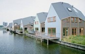 Huizen in almere