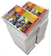 Flyer Distribution - New Procedure Coming Soon