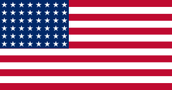 The flag of the people who where harmed.