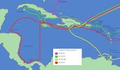 Christopher Columbus Route