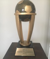 Which language will be on the 2016 MFLL Soccer Tournament trophy????