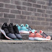 "Highly Anticipated Asics ""Miami"" Pack is now online Sizes 4-13"