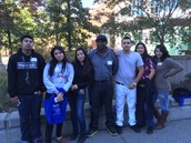 SAHS Students at the Dreamers Conference