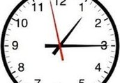 Tick tock...