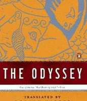 The Odyssey P.S.The signature is on the inside