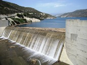 Benefits of redirecting water using dams and flood gates