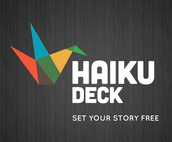 Haiku Deck- App or Website