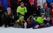 My favorite class field trip was the ski trip.