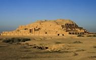Ziggurat in present-day Iran