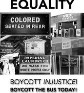 Montogmery Bus Boycott