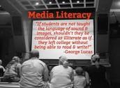 Media Literacy Quote