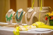 A pop-up accessories boutique with a purpose!
