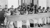 When did the Church really begin to remove its support of residential schools?