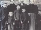 The Casorso Family