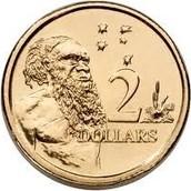 $2 coin