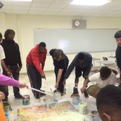 GETTING ARTISTIC!
