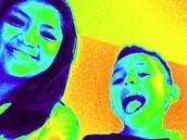 My little bro .👌