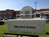 Be Part of the First-Ever events at Pike Road School!