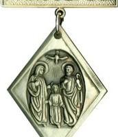 Parvuli Dei medal