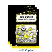 Paul Bunyan Builds a Mighty Mountain