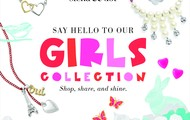 Our new little girls' collection is here!
