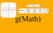 G(MATH) Add On for Google Drive
