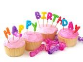 Team Birthdays