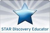 Congratulations to our newest Discovery Education DENSTAR!