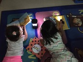 HEB Readin Program: Cervenka's Kinder Students