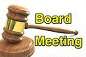 Student Board Represenative: