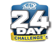 The 24 Day Challenge