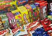 anything purchased at a store even candy is taxed