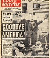 A farewell to America