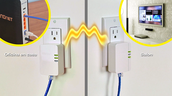 PLC (Power Line Communication)