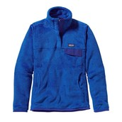 Women's Blue Snap-T Fleece Pullover