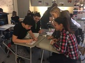 Students Compete in Spanish Class