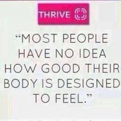 Come learn how the Thrive Experience can change your life!