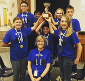 And the 2016 Middle School Winners Are...